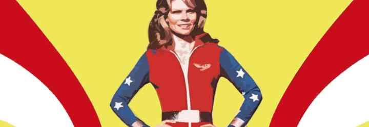 That Time Wonder Woman Was Blonde(1974)