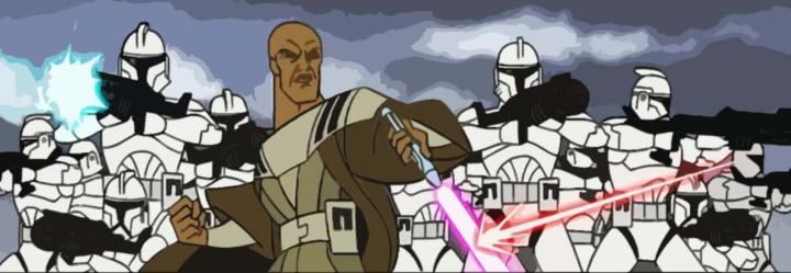 Star Wars Mini Retrospective: Clone Wars(2003)