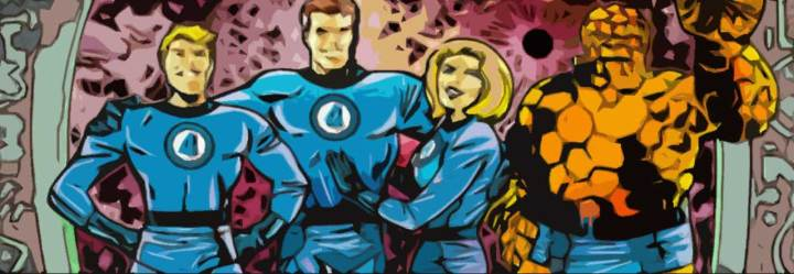 At the Crossroads: The Journey Back to the FantasticFour