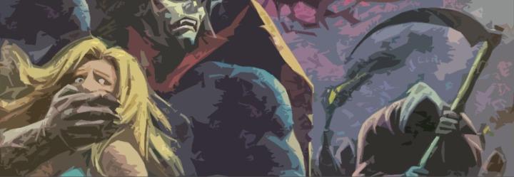Morbius? The Living Vampire? Verycool!