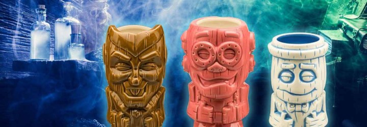 GeekiTikis: Count Chocula, Frankenberry, and BooBerry!