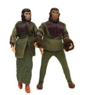 Never Had: Mego Planet of the Apes, Cornelius and Zira