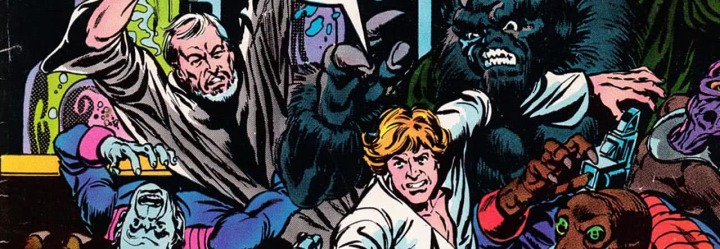 One Perfect Panel ~ Star Wars #2