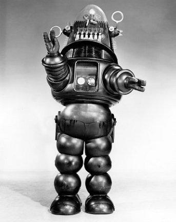 Robbie the Robot(Forbidden Planet)
