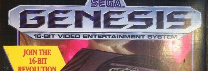 My Top 5 Sega GenesisGames