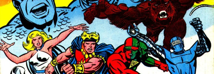 Avengers of the 1950: What-If Marvel Animates this Story from1978?