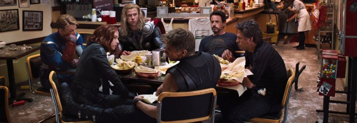 Spending Thanksgiving Day with the Avengers