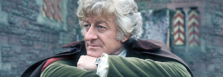 Jon Pertwee: The 007 of the Time Lords
