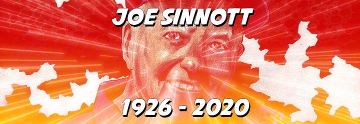 Joe Sinnott: 1926 to 2020