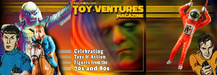 PlaidStallion's Toy-Ventures Magazine Coming Soon!