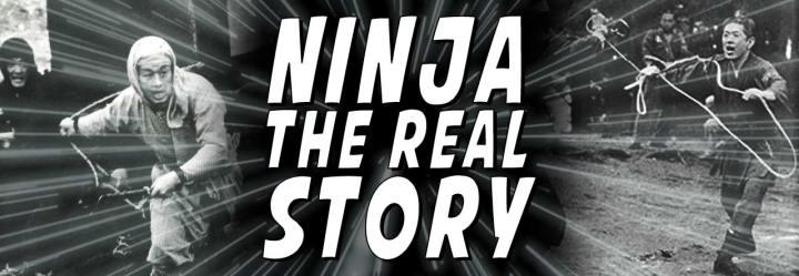 Secrets & Mysteries: Ninja the Real Story(1989)