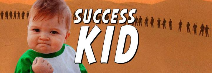 Success Kid, the Rest of the Story