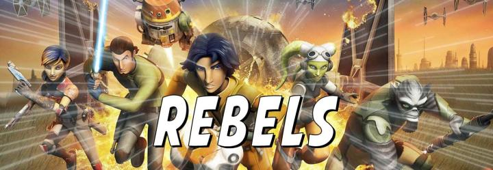 Revisiting Star Wars Rebels