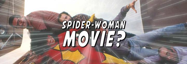 A Spider-Woman Movie in the Works atSony?